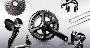 Shimano 105 5800 : 11 velocidades y frenos de disco