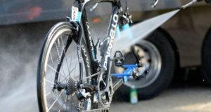 Limpieza bicicleta y BTT