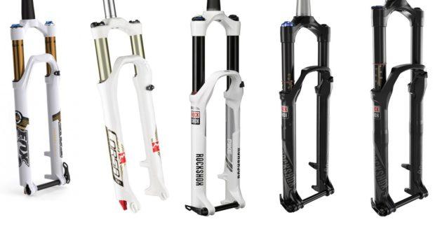 Las 5 mejores horquillas de bicicleta de montaña