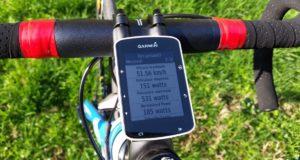 Prueba del cuentakilómetros GPS Garmin Edge 520