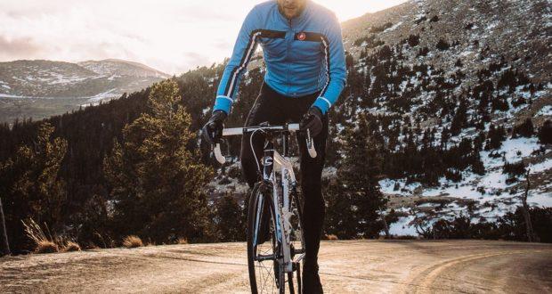 Elegir ruedas de biclicleta de carretera para inverno.